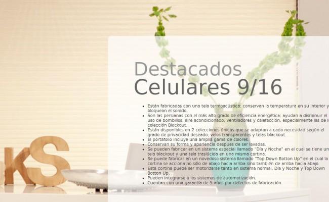 DESCRIP. CELULARES 9-16