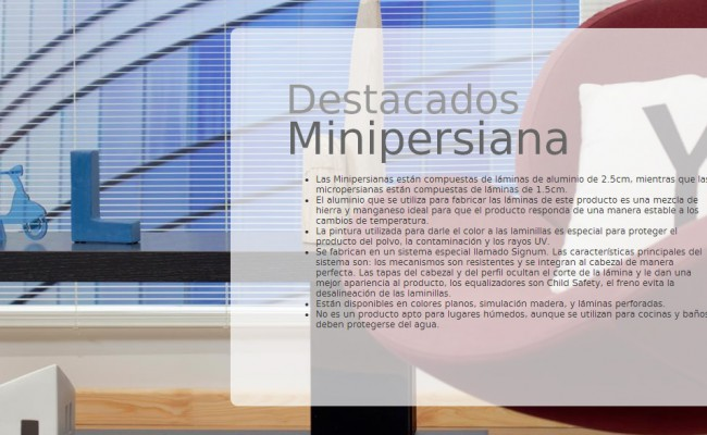 DESCRIP. MINIPERSIANA