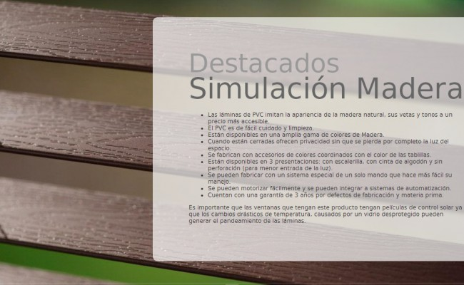 DESCRIP. SIMULACIÓN MADERA