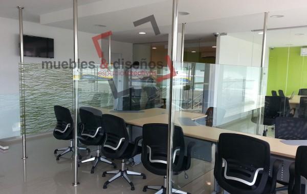DMA | Tubo Alto y Vidrio