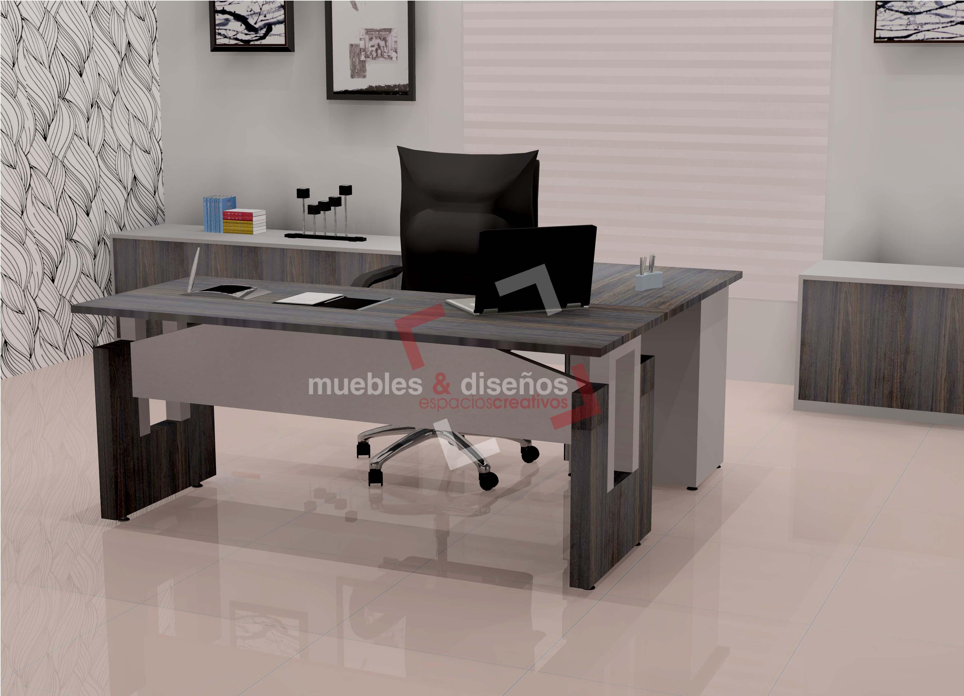 Escritorios Gerenciales Muebles Y Dise Os # Muebles Y Disenos