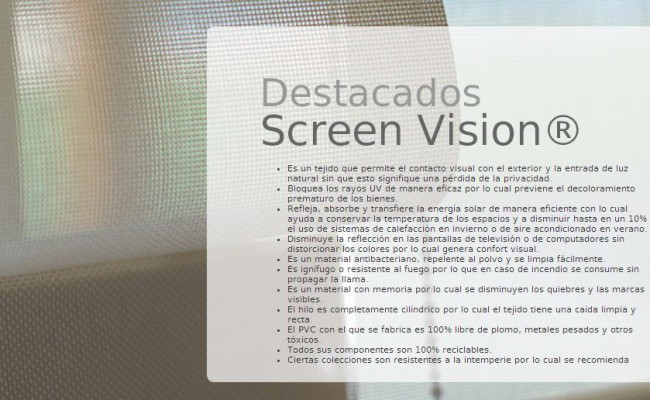 SCREEN VISION 2