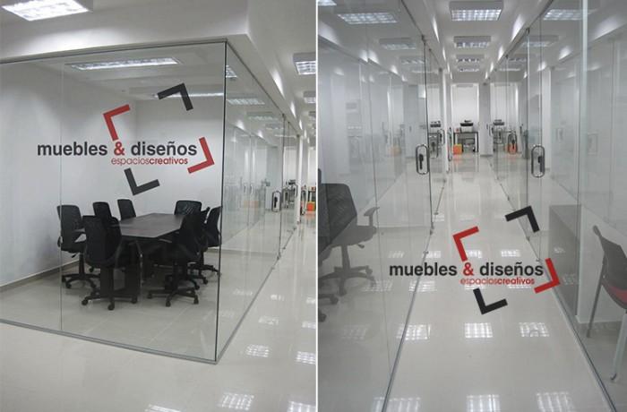DPT | DIVISIÓN PROYECTANTE CUADRADO / VIDRIO