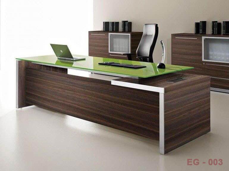 Escritorios gerenciales muebles y dise os for Diseno de oficinas gerenciales