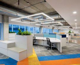 El diseño de muebles para call center influye en el rendimiento de los empleados