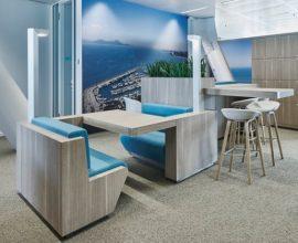 Muebles de oficina, una solución de elegancia y productividad