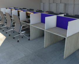 ¿Sabes cuáles son los tipos de mobiliarios que puedes añadir a tu oficina? Aquí te lo contamos