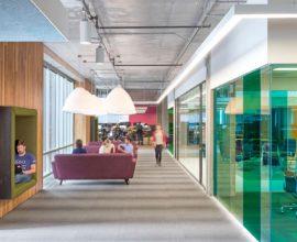 Las ventajas del modelo híbrido para oficinas