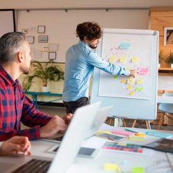 Método agile para el diseño de los espacios de trabajo